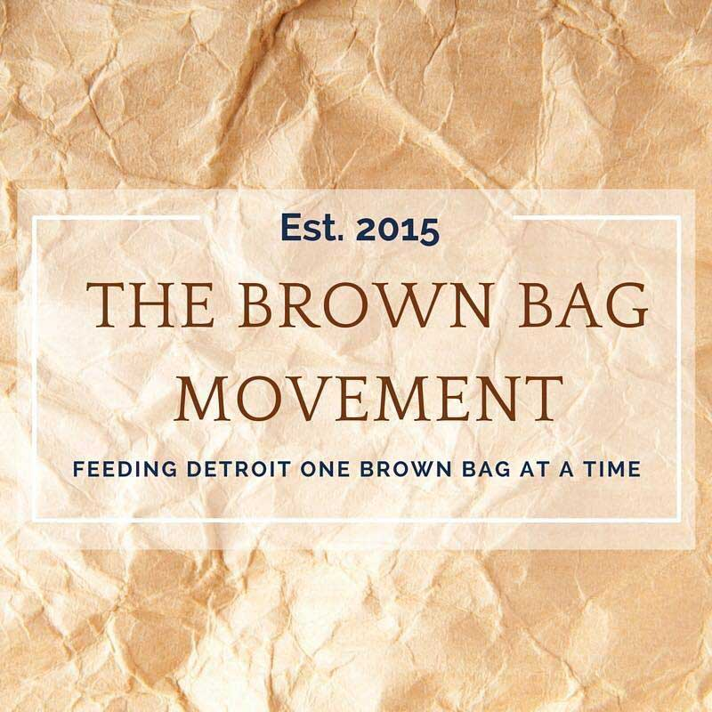 Feeding Those In Need One Brown Bag at a Time
